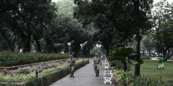 Penilaian Arsitek Italia Tentang Bangunan di Jakarta