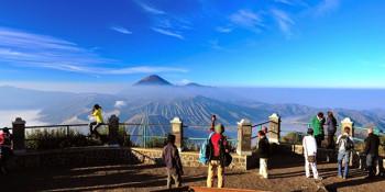 Nikmatin Keindahan Gunung Bromo Yang Epik