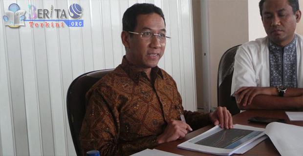 Ahok: Pak Heru Sudah Sabar, Enggak Ada Kecewa