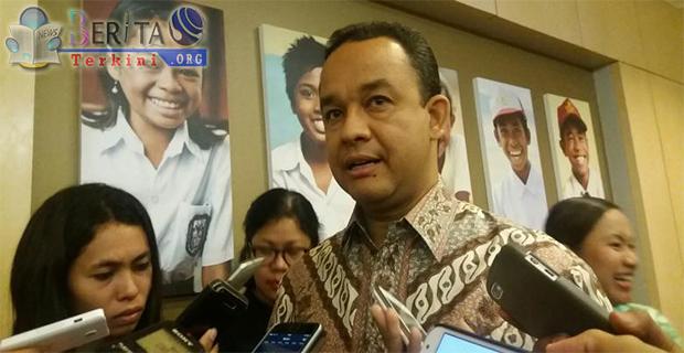 Anies Baswedan Kunjungi Kediaman Prabowo Subianto