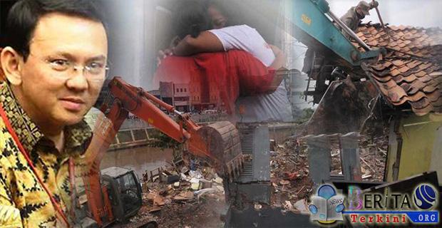 Antara Ahok Dan Penggusuran di DKI Jakarta