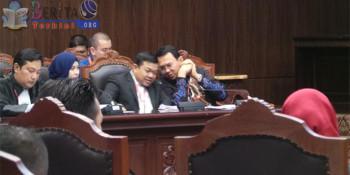 Cemaskan Pembahasan APBD, Ahok Bilang Yuril Gugat BPKP DKI Mengenai Kasus Korupsi UPS