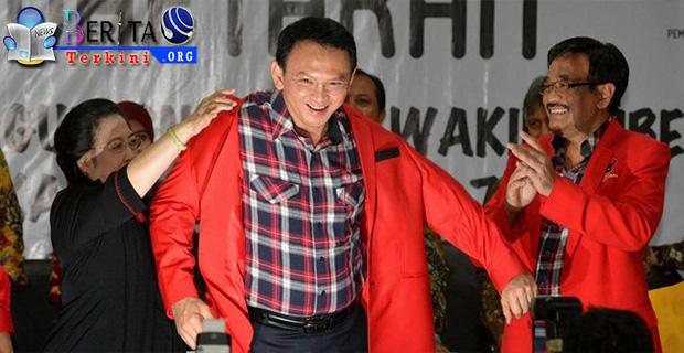 Hasto Kristiyanto Samakan Ahok Dengan Ali Sadikin