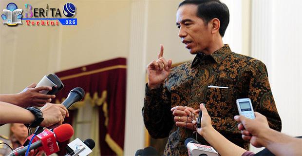 Ini Komentar Presiden Jokowi Mengenai Penangkapan Ketua DPD oleh KPK