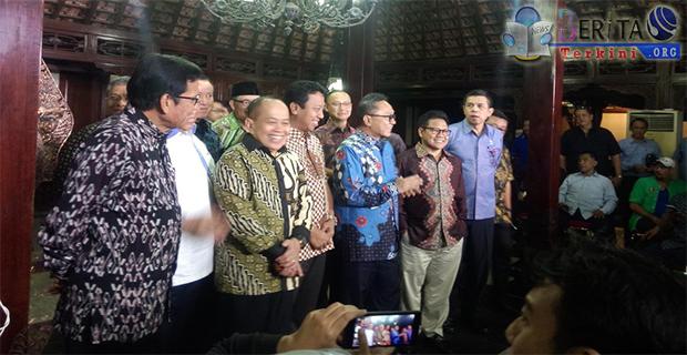 Mengapa PKS dan Gerindra Tidak Ikut Rapat di Kediaman SBY? Ini Jawaban Demokrat