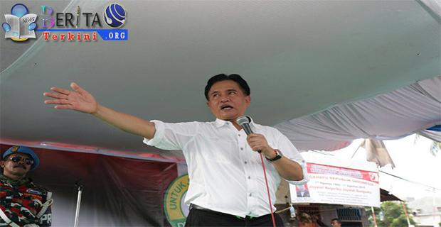 Siap Hadapi Ahok, Yusril Bujuk Cak Imin dan SBY