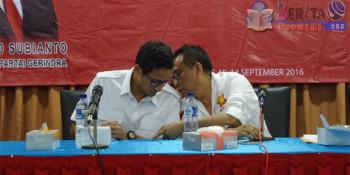 Tanda PDIP Menuju ke Ahok-Djarot, Siapa Duet Sandiaga?