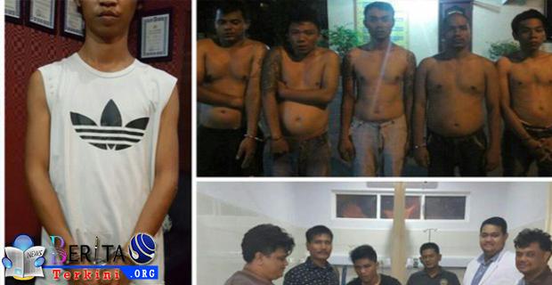 Kawanan Begal Sadis di Medan Ditangkap Usai 72 Kali Beraksi