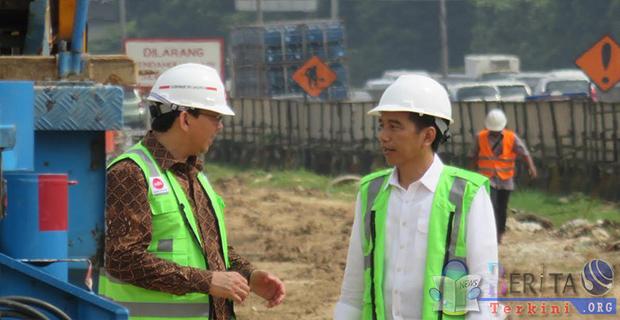 Tidak Urus Tim Sukses, Ahok: Jokowi Intruksikan Saya Kerja Aja