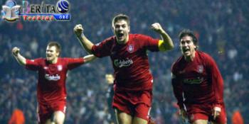 Gerrard Diisukan Bakal Kembali ke Liverpool