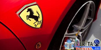 Intip Rahasia Dibalik Makna Logo Ferrari