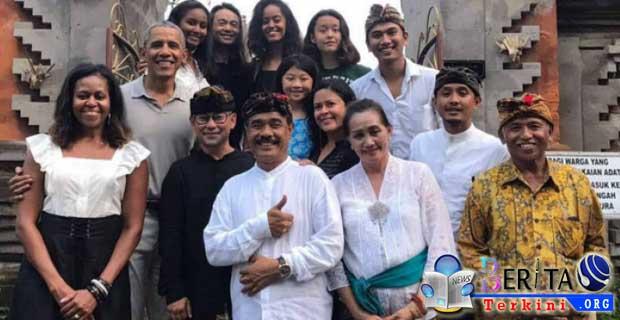 Kehadiran Obama di Bali Menawarkan Ruang Promosi Wisata yang Ada di Indonesia