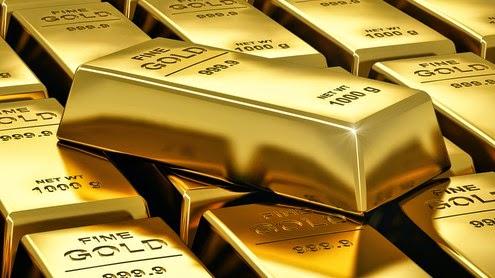 Harga Emas Hari Ini Ke Posisi Rp 588.000/gram