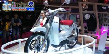 Marak Motor Listrik, Honda Persiapkan Gebrakan Baru Tahun Depan