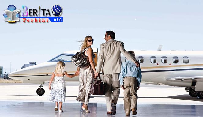 Segarkan Diri Dengan 5 Tips Berikut Ketika Traveling di Pesawat