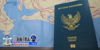 Tidak Perlu Repot, Kini Perpanjangan Paspor Cukup Hanya Mengikuti 2 Syarat Berikut