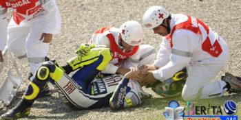 Cedera Parah Hingga Patah Tulang, Pembalap Rossi Terancam Berakhir Karirnya di MotoGP