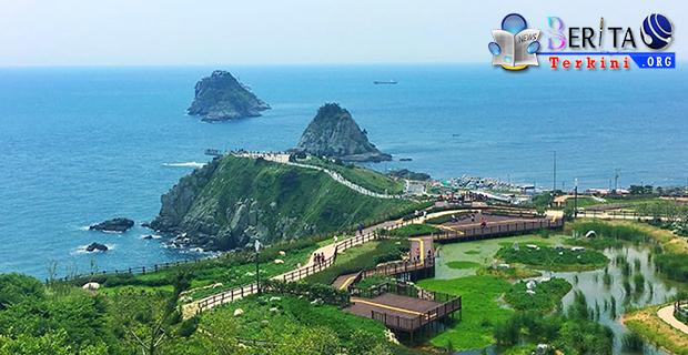 Liburan ke Negeri Ginseng, Nikmati Keseruan di Busan Sky Walk
