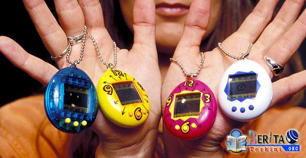 Mainan Hewan Digital Tamagotchi Kembali Hadir di Pasaran Dengan Harga Rp 200 Ribu