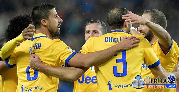Mandzukic Diusir Wasit Dari Pertandingan, Pemain Juventus Pesta Gol Kemenangan 6-2 Melawan Udinese