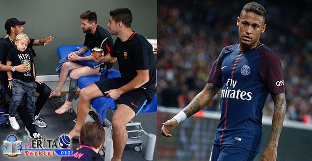 Menjadi Pemain PSG, Benarkah Neymar Menyesali Keputusan Tinggalkan Barcelona?