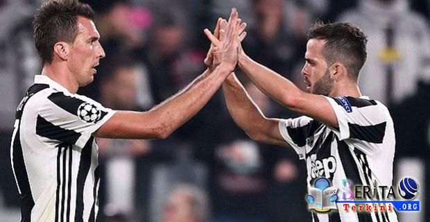 Selisih 1 Gol, Mandzukic Menjadi Penyelamat Juventus Dengan Menang Tipis 2-1 Melawan Sporting