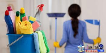 Solusi Tepat Gunakan 5 Bahan Dapur Berikut Untuk Bersihkan Rumah Yang Kotor