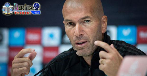 Zinedine Zidane Ungkap Tidak Selamanya Dirinya Akan Bertahan di Real Madrid