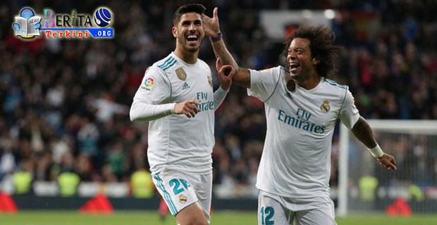 Babat Habis Las Palmas, Real Madrid Torehkan Kemenangan Penuh