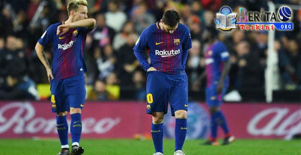 Gol Istimewa Messi Tidak Dihitung, Kesalahan Wasit Tuai Kontroversi Warga Dunia