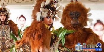 Malam Puncak Final Grand Miss Universe di Las Vegas, Bunga Jelitha Wakili Indonesia