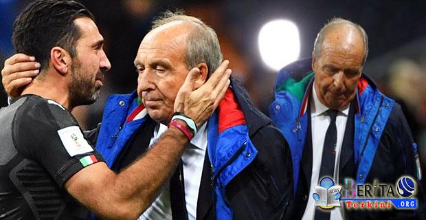 Ventura Dipecat Pasca Gagal Membawa Timnas Italia ke Piala Dunia 2018, Siapakah Pengganti Selanjutnya?