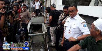 Celaka! Janji Anies Dipertanyakan, Rumah Warga di Bantaran Kali Jati Padang Terancam Digusur
