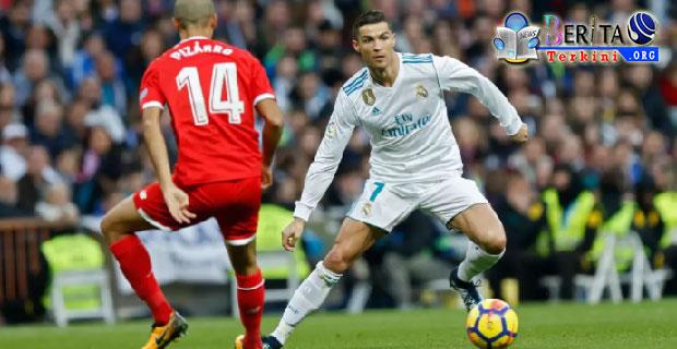 Tuntaskan Sevilla 5-0, Zidane Masih Belum Puas Dengan Kemenganan Real Madrid