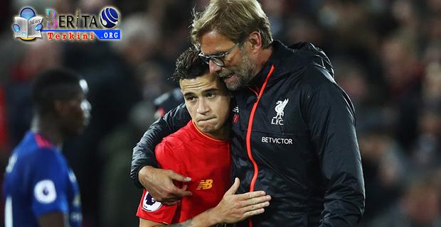 Coutinho Resmi Tinggalkan Liverpool dan Bergabung ke Barcelona