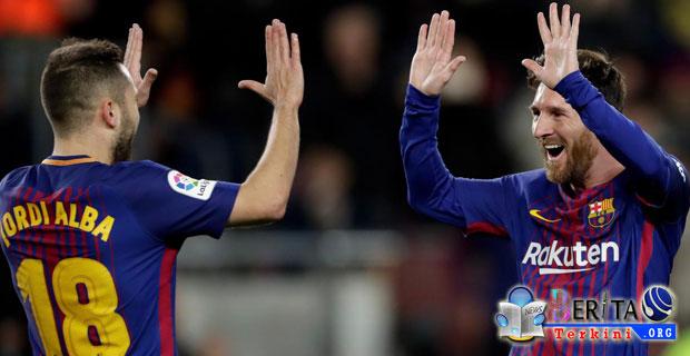 Dua Patriot Barcelona Taklukan Real Sociedad Dengan Kemenangan 4-2