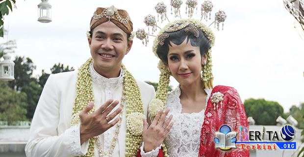 Melangsungkan Pernikahan Bersama Arie Dwi Andika, Benarkah Ardina Rasti Hamil Muda?