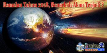 Memasuki Tahun 2018, Benarkah 6 Ramalan Ini Akan Menjadi Kenyataan Dan Indonesia Bakal Terdampak?