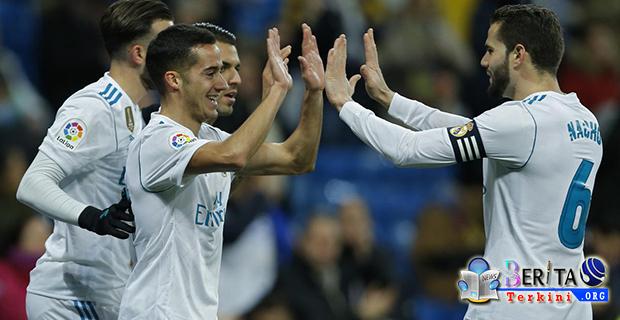 Singkirkan Numancia, Real Madrid Kukuhkan Posisi Aman di Perempat Final Copa Del Rey 2017-2018