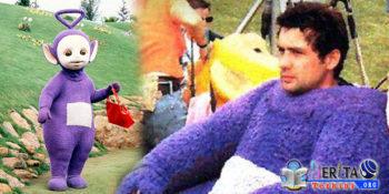 Tragis! Pemeran Karakter Teletubbies Tinky Winky Meninggal Dunia Ternyata Karena Hal Ini...