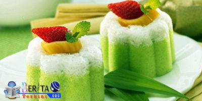 Resep Membuat Kue Putu Ayu, Jajanan Enak Pasar Tradisional Indonesia