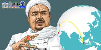 Habib Rizieq Siap Pulang ke Tanah Air Pasca Pilpres 2019