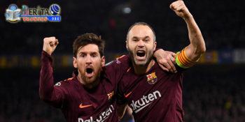 Ternyata Karena Alasan Ini Mengapa Iniesta Rela Meninggalkan Barcelona!