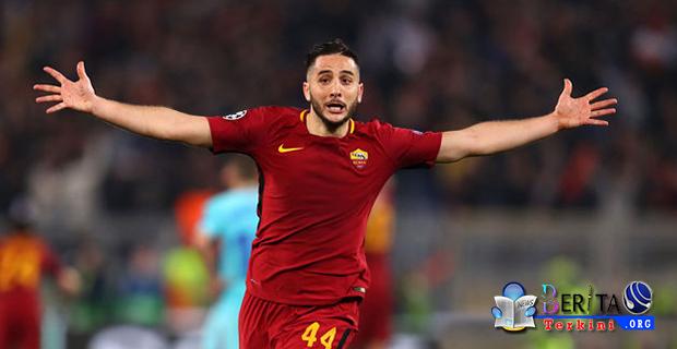 Usai Bungkam Messi, AS Roma Akan Tantang Winger Liverpool di Semifinal Liga Champions