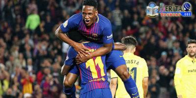 Barcelona Alami Kekalahan Usai Ditumbangkan Levante, Yerry Mina Malah Dikritik Pedas!