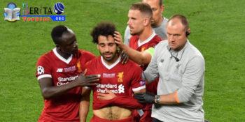 Cedera Bahu, Ramos Doakan Kesembuhan Salah