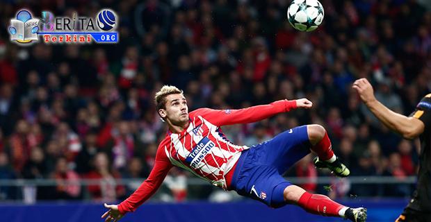 Tawaran Menggoda Dari Barcelona, Costa Komentari Rumor Transfer Griezmann