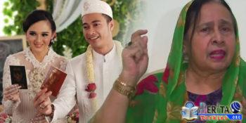 Eza Gionino Gelar Resepsi Pernikahan, Adakah Restu Sang Bunda?