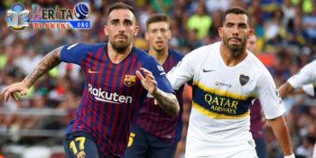Dapat Izin Messi, Paco Alcacer Siap Dilepas Barcelona?