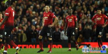 Saling Berebut Posisi di Liga Inggris, MU Tersungkur Jauh ke Posisi 13